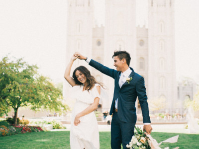 Brittany + Tyler Loong Wedding