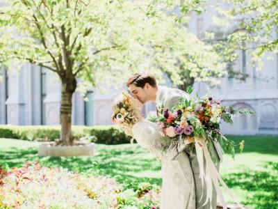 Celeste + Andrew Wedding