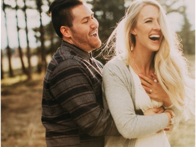 spring mountain engagements : amy + alex