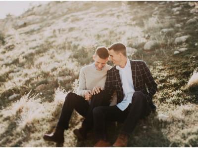 Spencer + Colton Engagements