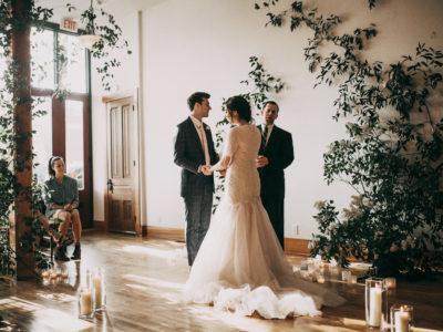 Maddy + Jaeden : Wedding