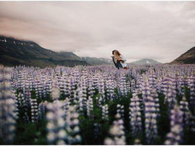Kylie + Chase's Icelandic Honeymoon