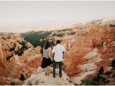 Libbey + Trent Bryce Canyon Engagements